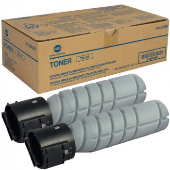Toner BIZHUB 164/185/185E BLACK TN116  ORIGINAL