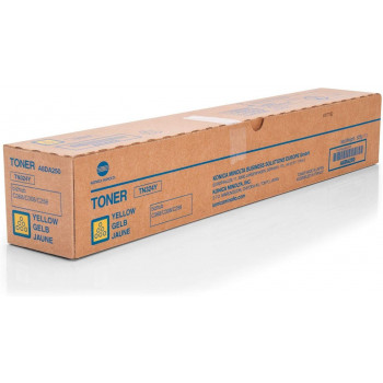 Toner Bizhub C258/C308/C368 YELLOW TN324Y ORIGINAL